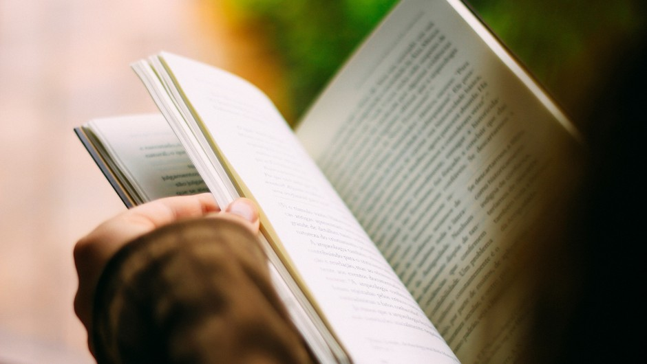 Oh, the pleasures of reading and writing